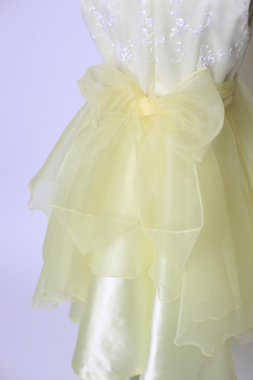 子供ドレス シトリン